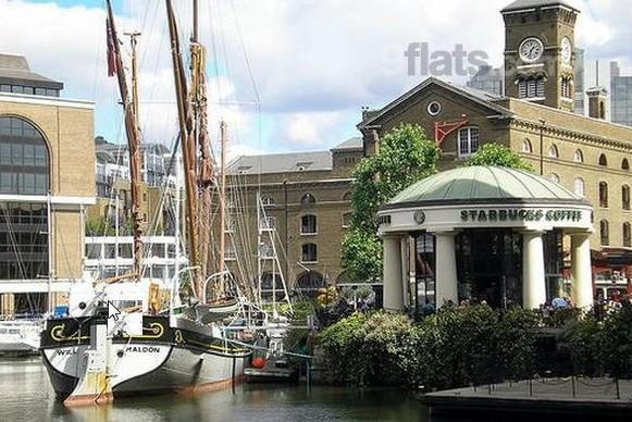 Beautiful historic Thames Sailing Barge