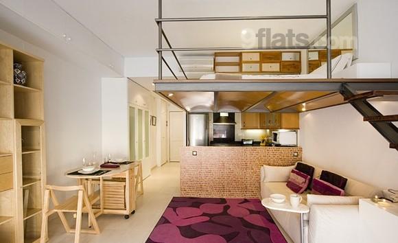 loft appartamento studio barcellona