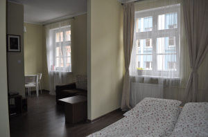 Wroclaw flat