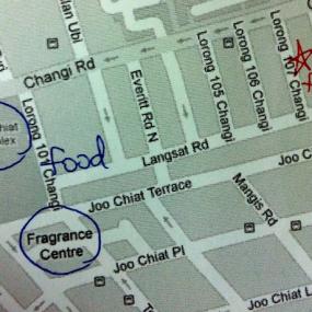 host map