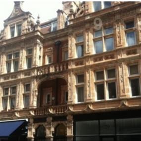 London flat 1