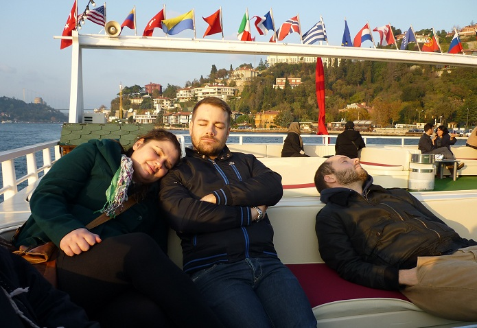 Carry on up the Bosphorus