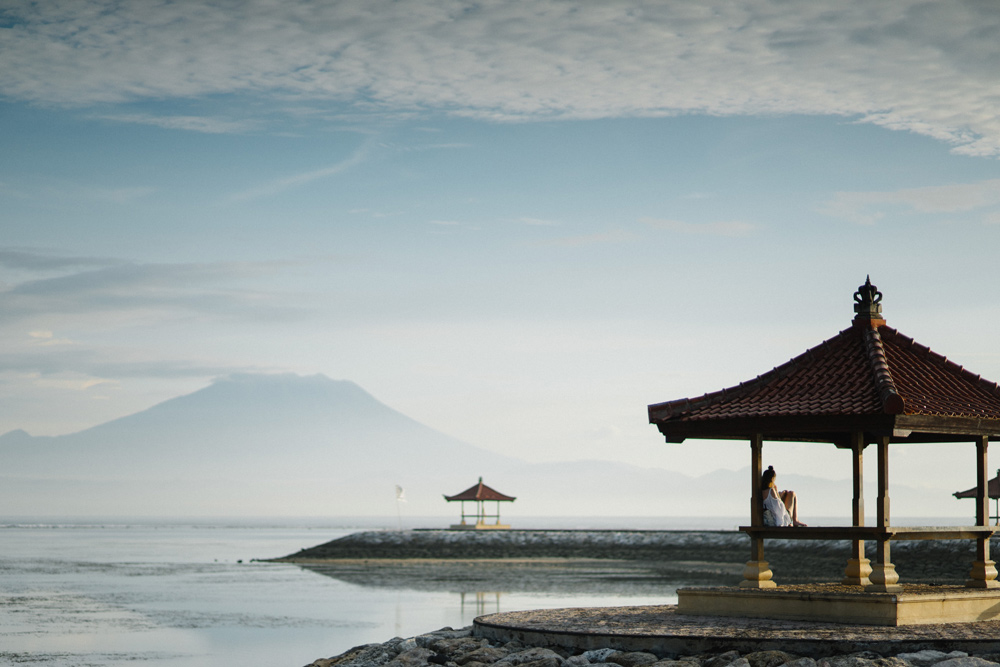 The day an app saved my holidays - Bali Holiday